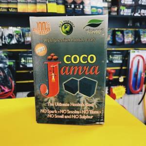 уголь для кальяна Coco Jamra XL
